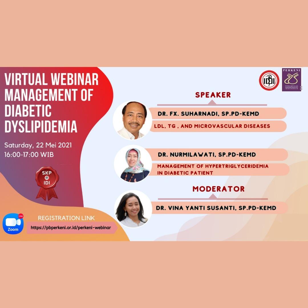 Management of Diabetic Dyslipidemia